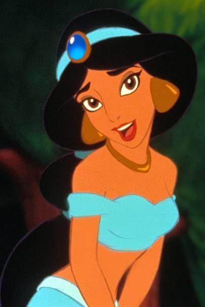 Aladdin's Jasmine