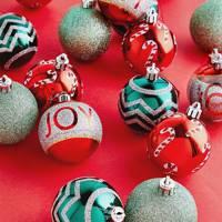 Best Christmas decorations: the bauble set