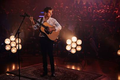 Harry Styles Makes History With Chart Topping Debut