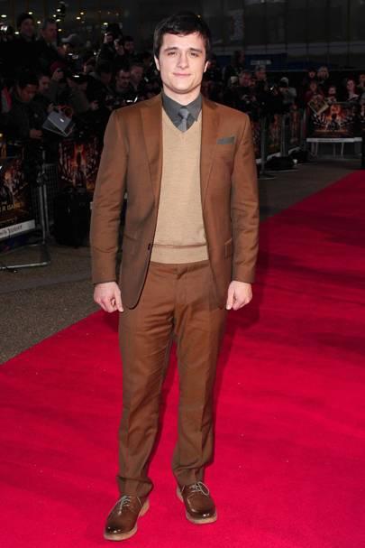 5ft 6in: Josh Hutcherson