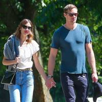Best Dressed Couple: Alexa Chung & Alex Skarsgard