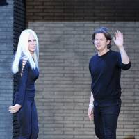 Christopher Kane Leaves Versus