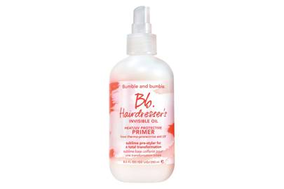 Best UV hair protection for using on damp hair