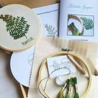 Best Embroidery Kits: Etsy
