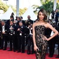 Jourdan Dunn - Cannes 2015