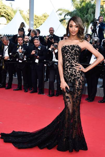Jourdan Dunn - Cannes 2015
