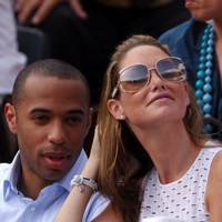 No 21: Thierry Henry and Nicole Merry