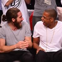 Jake Gyllenhaal & Jay-Z