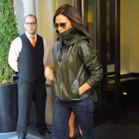 Off Duty: Victoria Beckham