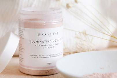 Illuminating Rose Clay by BaseLift