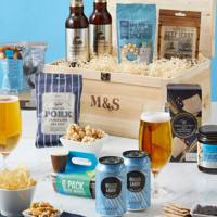 What To Buy For The Man Who Has Everything: the beer hamper