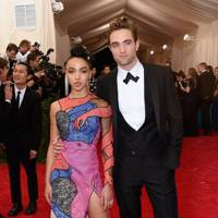 Robert Pattinson & FKA twigs