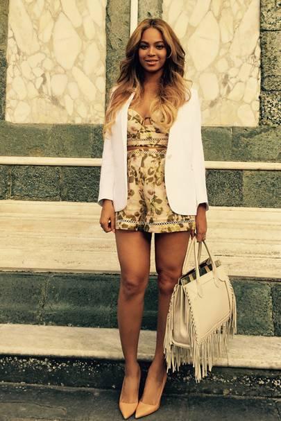 Best Dressed Woman: Beyoncé