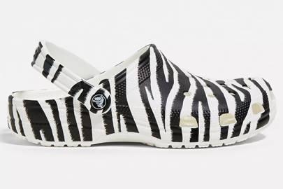 Best Women's Crocs - Summer 2021 - Zebra Print