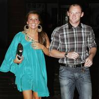 Wayne & Coleen Rooney