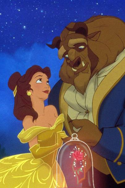 Beauty & The Beast's Belle