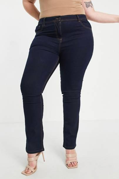 Best Jeans For Curvy Women: Bootcut Jeans