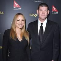 October: Mariah Carey and James Packer