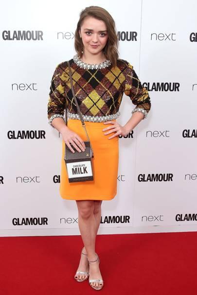 1. Maisie Williams
