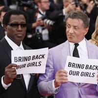 Wesley Snipes & Sylvester Stallone