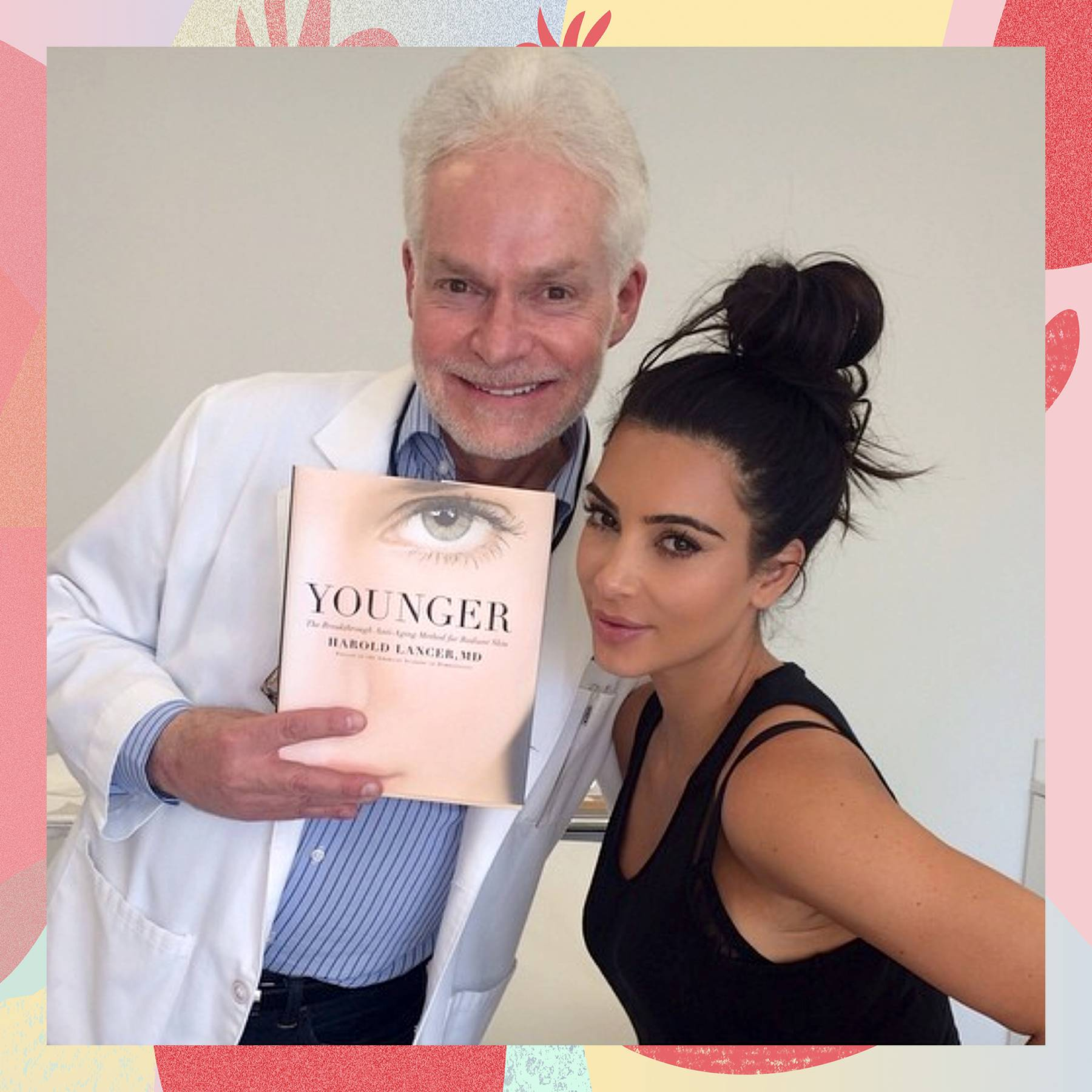 Kim Kardashian's Dermatologist Gave Me A Much-Needed Wake-Up Call