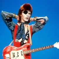David Bowie dies