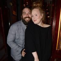 Adele & Simon Konecki