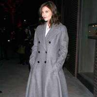DON'T #8: Katie Holmes at a New York party, February