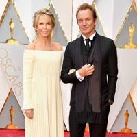 Sting and Trudy Styler
