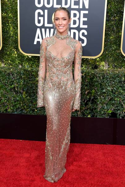 Kristin Cavallari at the Golden Globes