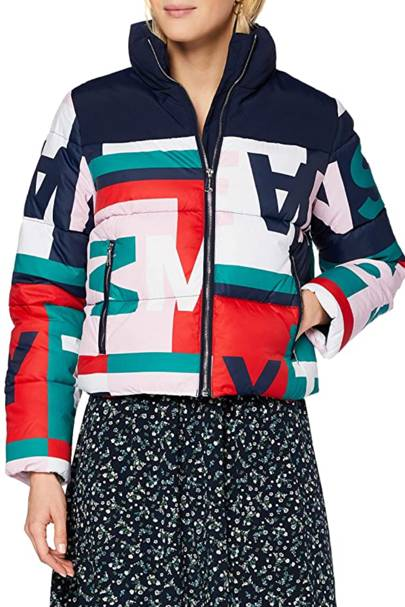 Amazon Fashion Picks: the printed puffa jacket
