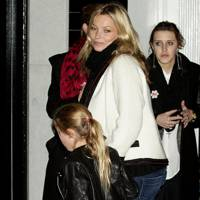 Lila Grace & Kate Moss