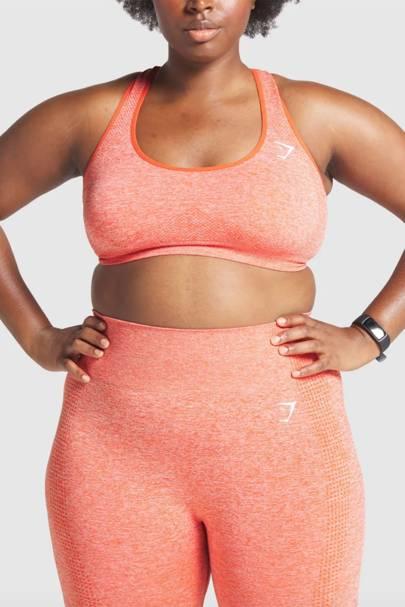 Gymshark Black Friday Sale: the low-impact sports bra