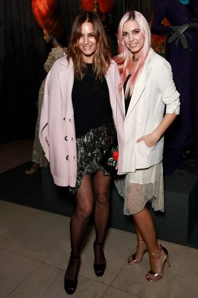 Yasmin Le Bon & Amber Le Bon