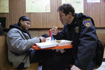 5. The Wire (2002-2008)