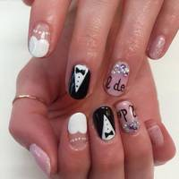 Bridal Party Nails