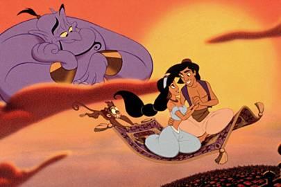 Disney: Jasmine & Aladdin