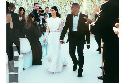 E air four hour kim kardashian wedding special