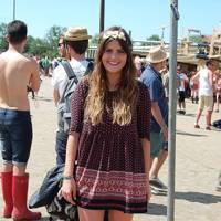 Sasha King, Glastonbury Festival