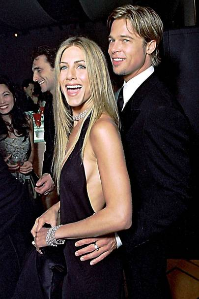 Jennifer Aniston Career And Style In Pictures Glamour Uk
