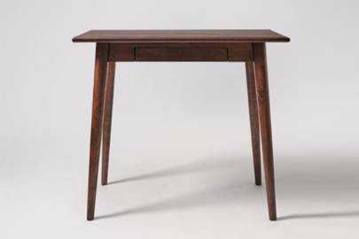 Best desks for small spaces: the solid wood desk