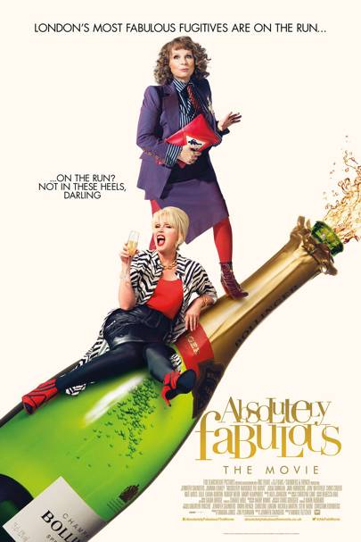 July: Ab Fab The Movie arrives