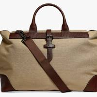 Best sustainable weekend bag