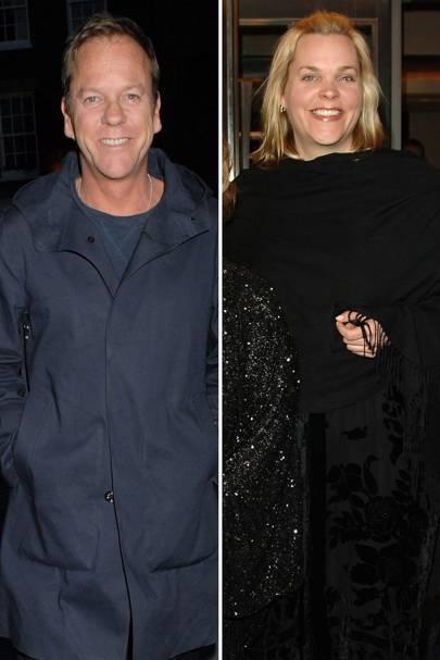 Kiefer & Rachel Sutherland