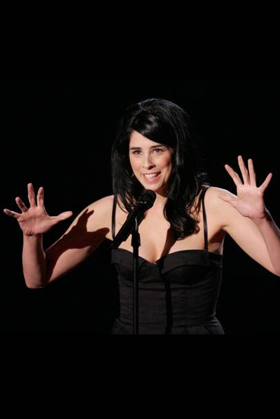 Sarah Silverman digs into Paris Hilton