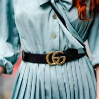 4. Gucci belt