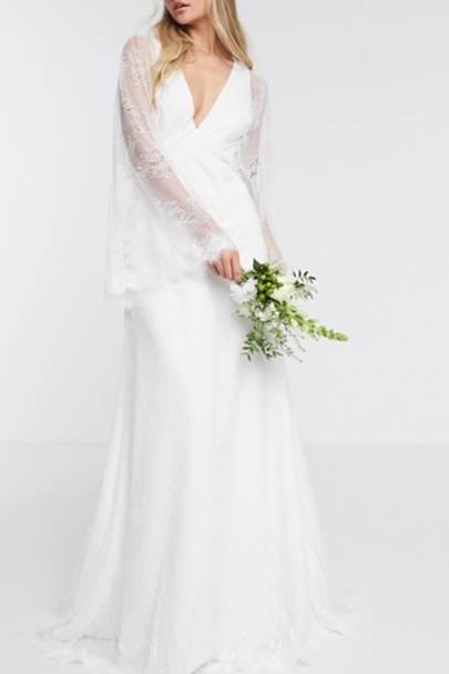 Wedding dresses under £1000: ASOS EDITION