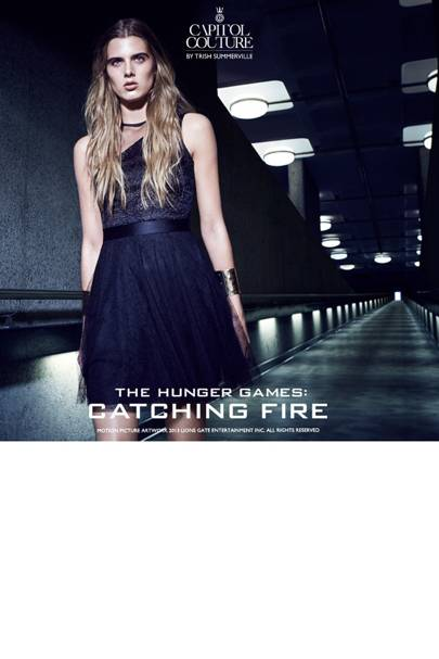 The Hunger Games Clothing Line Launches at Net-A-Porter ... |The Game Clothing Line