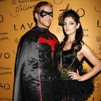 Kellan Lutz & Ashley Greene