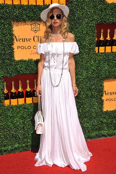 DON'T #5: Rachel Zoe at the Veuve Clicquot Polo Classic, October
